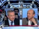 Jean-Luc Bennahmias fait des Mots Croisés avec Yves Calvi