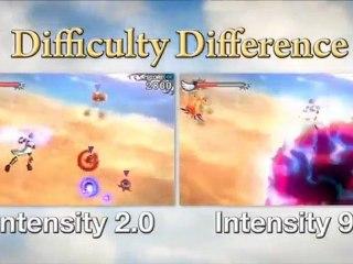 Gameplay commenté de Kid Icarus : Uprising