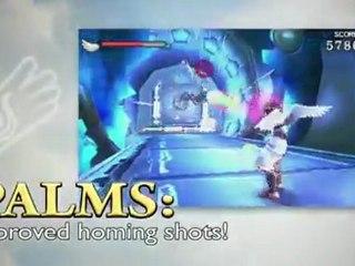 Les Armes  de Kid Icarus : Uprising