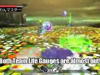 Multijoueur 2 de Kid Icarus : Uprising
