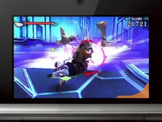 Sakurai présente le jeu de Kid Icarus : Uprising