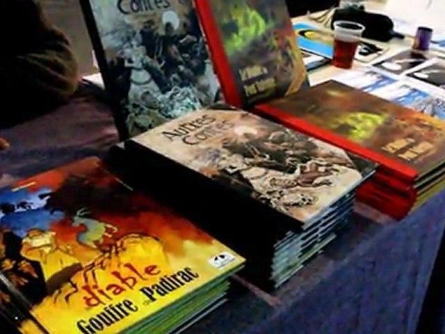 21ème Salon de Disque et BD à Cahors