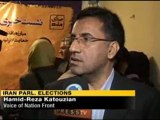 Countdown starts to the 9th Parliamentary elections in Iran