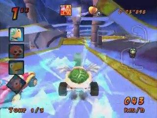 Cocoto Kart Racer sur GameTree TV
