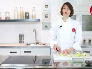 Recette de cuisine : Crumble de poire au chocolat