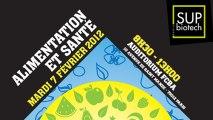 Conférence Alimentation et santé : l'étau se resserre !Conférence : Alimentation et santé : l'étau se resserre !