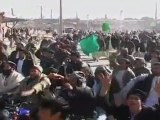 Afghans protest Koran burning