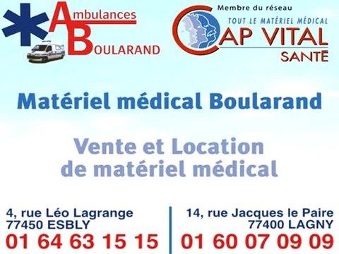 Ambulances BOULARAND vidéo