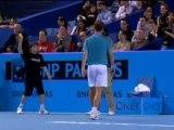 Marseille - Del Potro kämpft sich ins Halbfinale