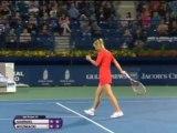 Doha - Goerges elimina a Wozniacki