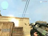 Counter Strike Source Grenade fun
