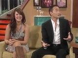 Mark Dacascos (Lacey Schwimmer on The Bonnie Hunt Show 2009-10-19) VO
