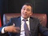 Interview ministre de l'industrie, du commerce et des nouvelles technologies Mr Reda Chami.. Maroc