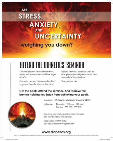 Are Stress Anxiety Uncertainty Weighing You Down Mountain View