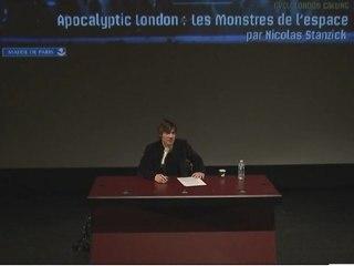 """Apocalyptic London """"Les Monstres de l'espace"""""""