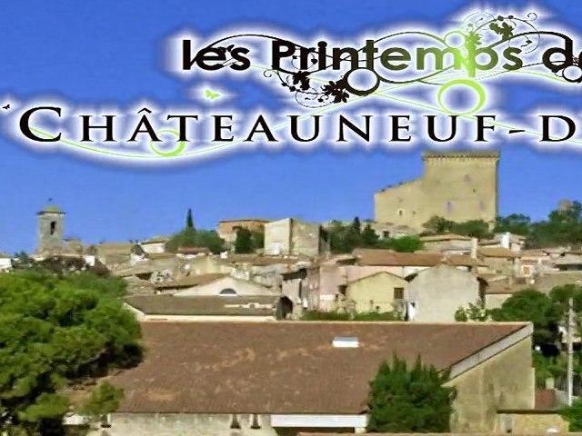 Les Printemps de Chateauneuf du Pape : Atelier Vieux Millésimes Blanc par Mathieu Vignal