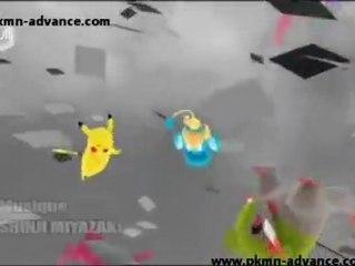 Pokémon -  Générique d'ouverture  saison 14 - Noir et Blanc - Fr