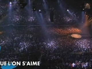 Tryo - Ce que l'on s'aime - Concert Bercy
