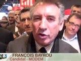 """SIA 2012 : François Bayrou et le """"made in France"""""""