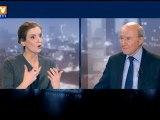 BFMTV 2012 : l'interview de Nathalie Kosciusko-Morizet par Olivier Mazerolle