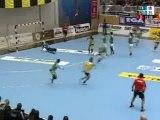 But insolite d'Alexandrina Barbosa (Itxako) - Ligue des Champions Féminine Handball - Itxako vs Györ