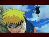 Naruto vs Sasuke   Stratovarius - hunting high and low