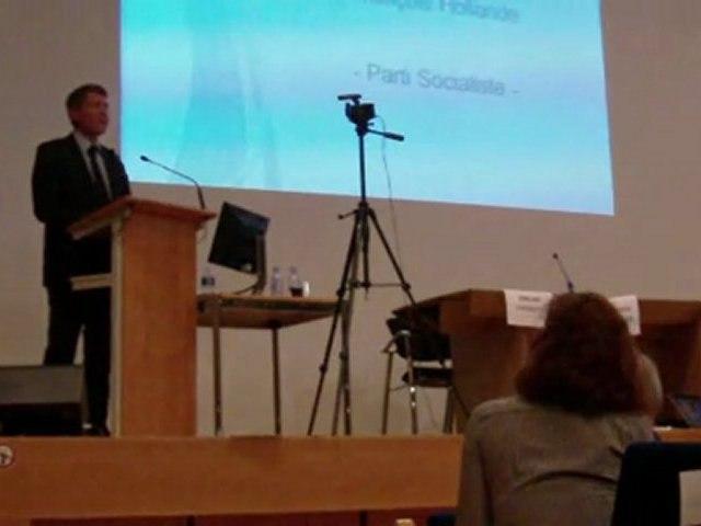 Questions à Vincent Peillon (PS) sur les jeunes chercheurs et le doctorat