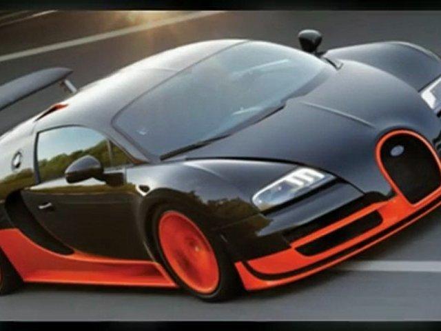 Fastest Cars & Sports Cars