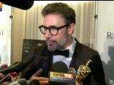 """the Artist : Michel Hazanavicius """"honoré, heureux et fier"""""""