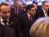 SIA 2012 : François Fillon en visite au salon de l'agriculture