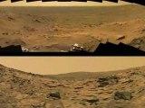 Spirit : un clip compile les plus belles images recueillies par le rover