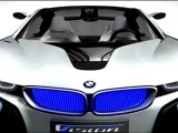 New BMW Vision EfficientDynamics Concept Car