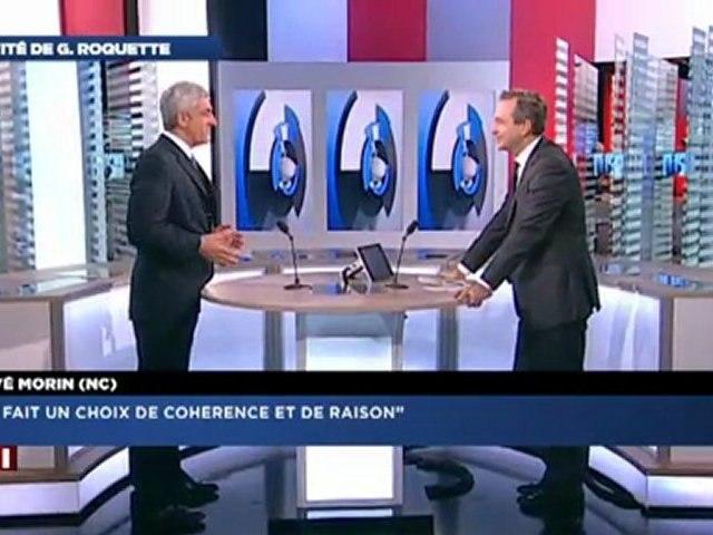Hervé Morin, invité de la matinale de LCI