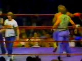 The Freebirds vs The Von Erichs (Badstreet Match-WCCW) 7/4/1984