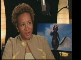 WANDA SYKES PSYCHED ABOUT STELLA FOR OVER THE HEDGE