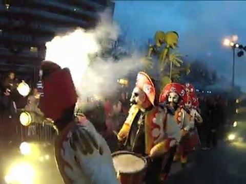 Carnaval de Romans 2012