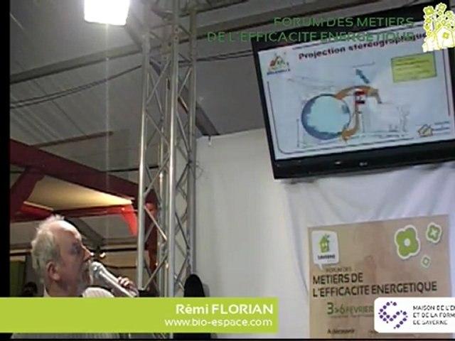 Architecture Bioclimatique - Rémi Florian - MDEF Saverne
