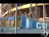 Napoli, De Magistris: entro fine mandato il nuovo stadio. Accordo con il presidente De Laurentiis, progetto entro l'estate