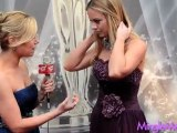 Kristyn Burtt interviews Misty Kingma @ 84th Academy Awards