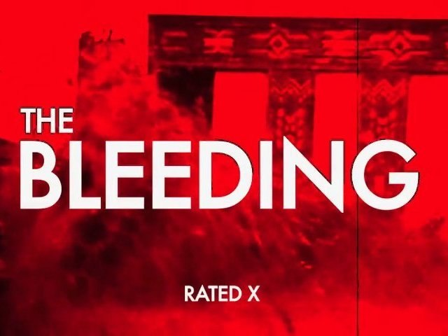 The Bleeding - Spoof Grindhouse Trailer
