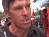 Cycling legend Phil Anderson speaks about Cadel Evans at Tour de France 2011