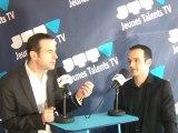 Fabien Olicard sur Jeunes Talents TV - Interview du jeudi 23 février 2012