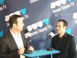 Fabien Olicard sur Jeunes Talents TV - Interview du vendredi 24 février 2012