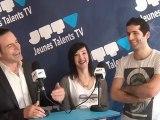 Alice Marc and the Noband sur Jeunes Talents TV - Interview du vendredi 24 février