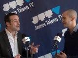 Julien Strelzyk sur Jeunes Talents TV - Interview du mardi 28 février 2012
