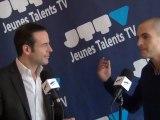 Julien Strelzyk sur Jeunes Talents TV - Interview du mercredi 29 février 2012