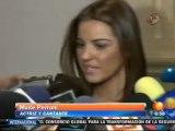 Maite Perroni aclara supuesta polémica con Anahí (1N)
