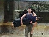 eAU #02 - trailer 2012 - création 2006 pour 4 danseurs, 2 musiciens et 1 lavoir...