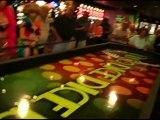 Shooting Dice Made East at Mardi Gras Casino Hallandale : Disco Dice Dice Baby