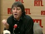 """Bernard Thibault, secrétaire général de la CGT : """"Hollande n'est pas sur la position de la CGT en matière de retraites"""""""